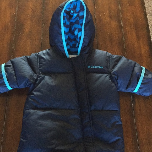 bba516023 Columbia Jackets & Coats | Nwot Down Baby Bunting 36 Months | Poshmark